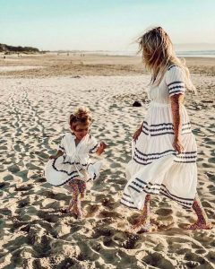 لباس ساحلی جدید