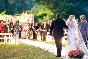 حضور در مراسم عروسی