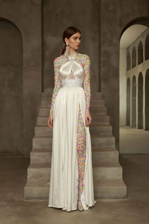 مدل های لباس رومی