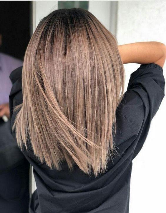 مدل موهای هایلایت 2021