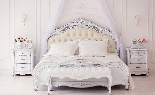 تزئین اتاق خواب عروس