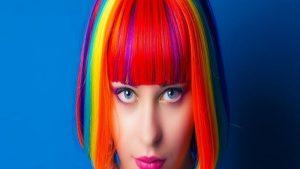 ماندگار رنگ موی فانتزی