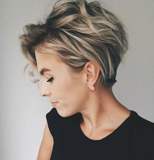 مدل موی خامه ای