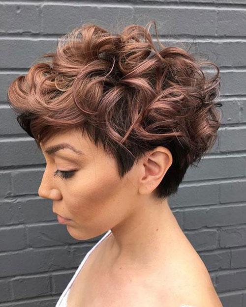 مدل موی خامه ای کوپ