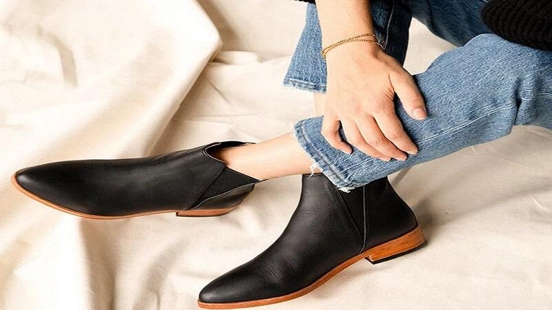 راهنمای خرید کفش چرم