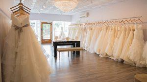 لباس عروس برای افراد لاغر